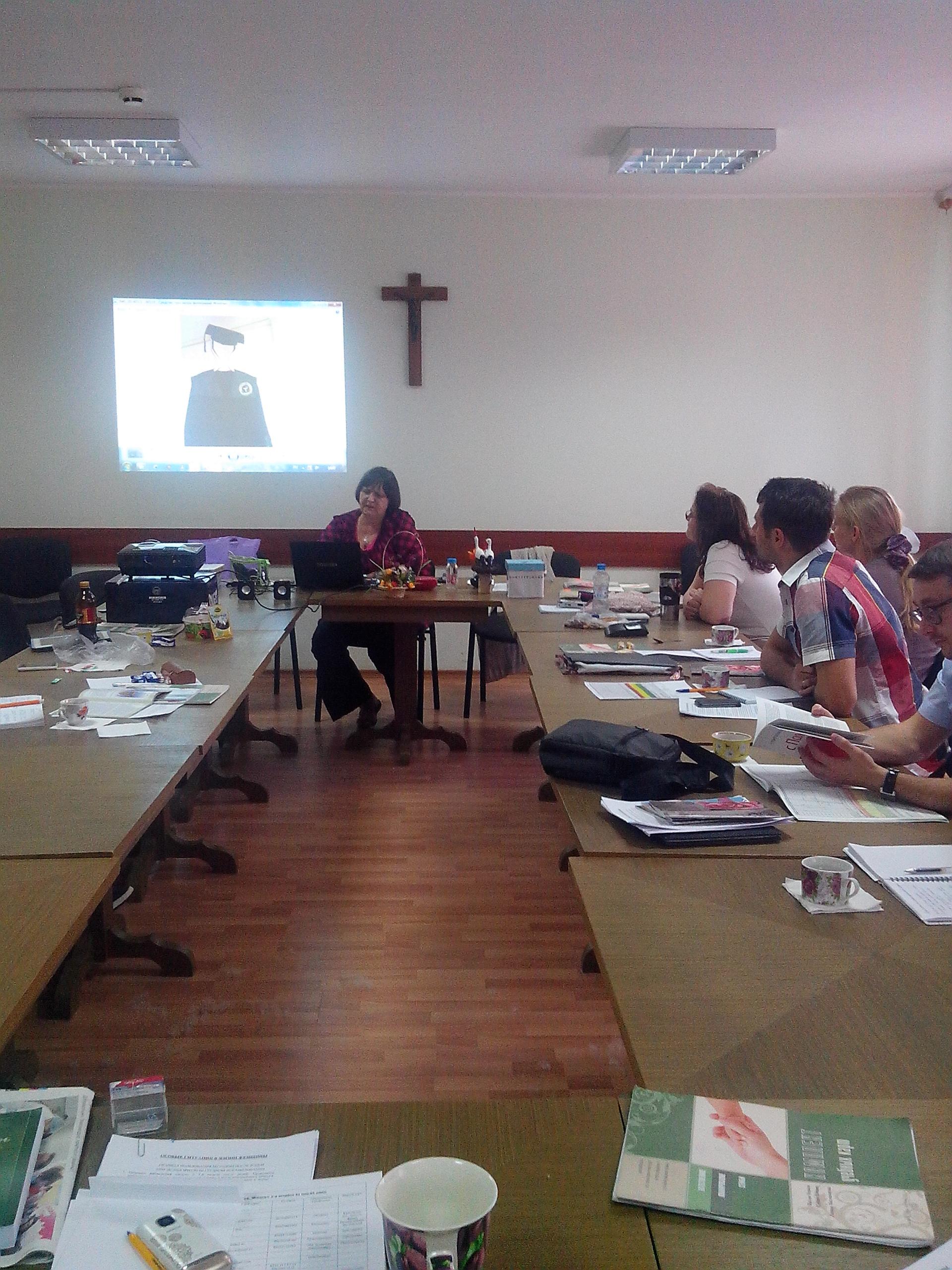 На семинаре 31 мая - 1 июня 2014 года
