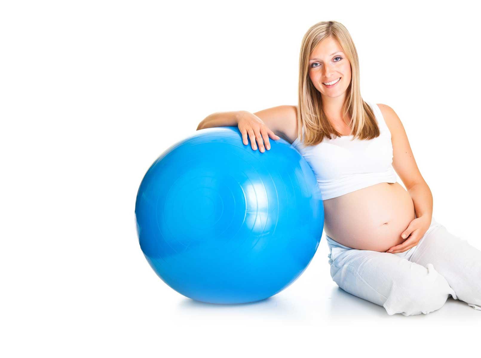 Подготовка к родам: радостная и позитивная!